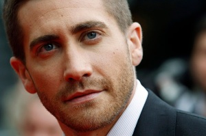 "Actor Gyllenhaal poses at the world premiere of the film ""Prince of Persia"" in London"