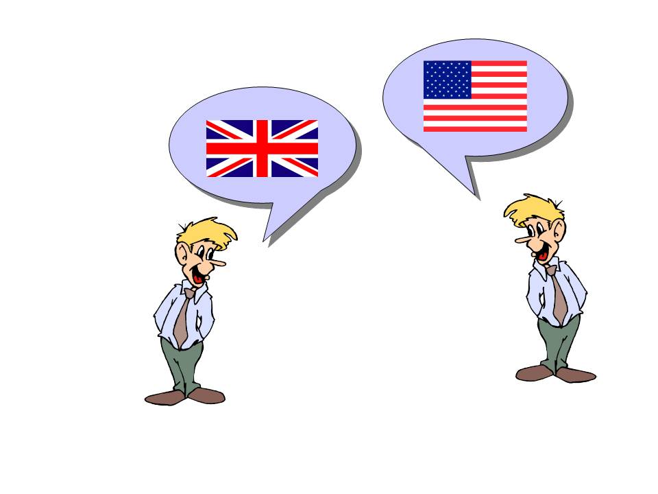 US British language differencs