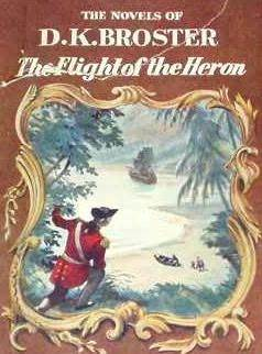 the flight of the heron