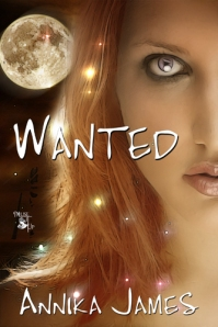 annika james, author interview, paranormal romance, wanted