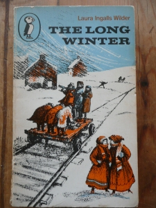 laura ingalls wilder, snowy, wintry