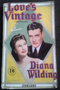 romance, romantic, novel, 1940s, king, queen