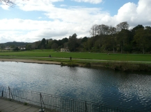 Roberts Park, a place where the mill workers could relax on Sundays