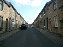The ordinary workers' houses