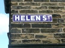 My namesake's street :)