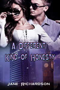 romance novel, jane richardson, helena fairfax, a different kind of honesty