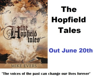 mike evers, fantasy, urban fantasy, author