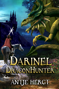 antje hergt, darinel dragon hunter, helena fairfax, author interview