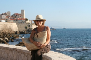 france book tours, patricia sands, the promise of provence, romance novel