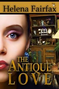 the antique love, helena fairfax, romance novel, seting london