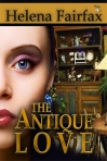 the antique love, helena fairfax, romance novel, setting london
