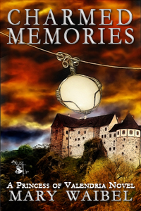 mary waibel, charmed memories, helena fairfax, author interview