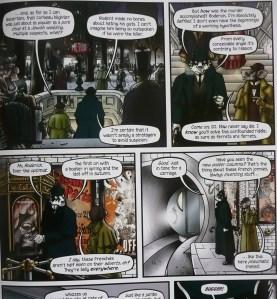 art nouveau, steampunk, antiques, helena fairfax