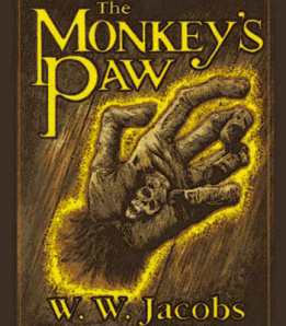 helena fairfax, horror stories, the monkey's paw