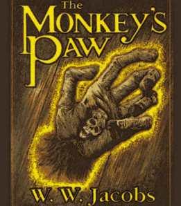 helena fairfax, horror stories, the monkey's paw