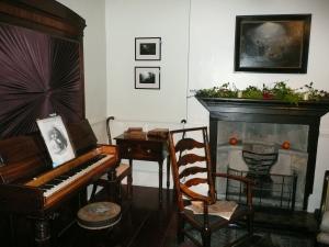 Helena Fairfax, Haworth, Brontës, Jackie Kay