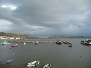 lyme regis, the cobb, jane austen, persuasion