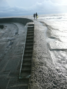 the cobb, lyme regis, jane austen, persuasion