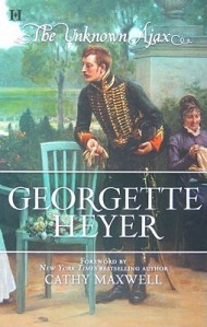 helena fairfax, georgette heyer, the unknown ajax, regency romance