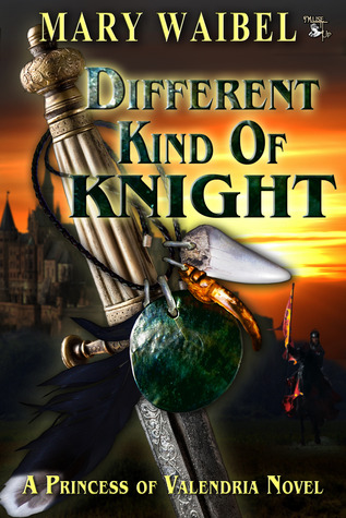 mary waibel, different kind of knight, helena fairfax