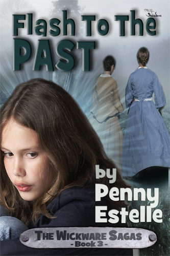 penny estelle, helena fairfax, time slip, children's author, ya