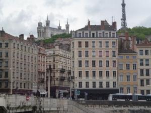 Le vieux Lyon (Lyon's old quarter)