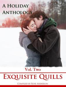 rose anderson, exquisite quills, holiday anthology