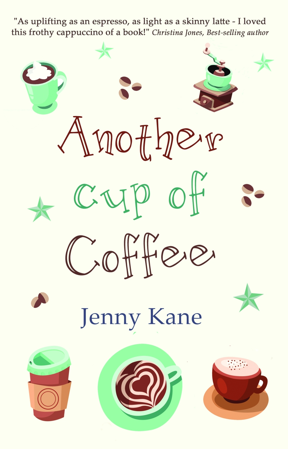 jenny kane, another cup of coffee, helena fairfax