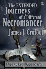 Fantasy author James Crofoot and his Necromancer series