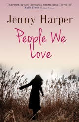 Good to meet you…author Jenny Harper