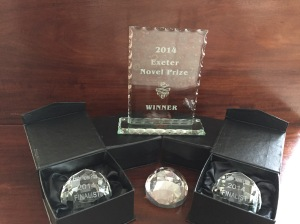 exeter novel prize, helena fairfax