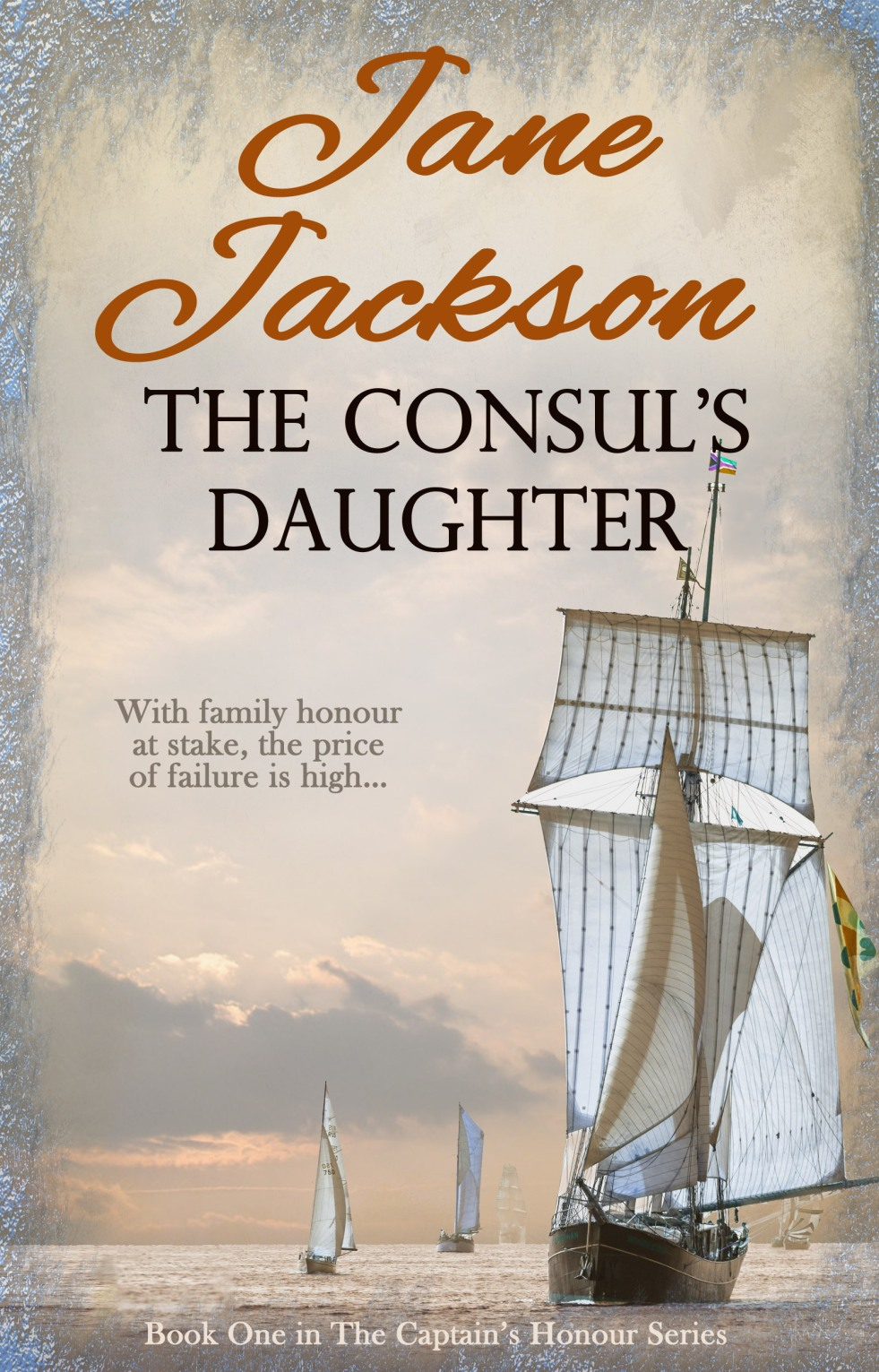 jane jackson, helena fairfax, the consul's daughter