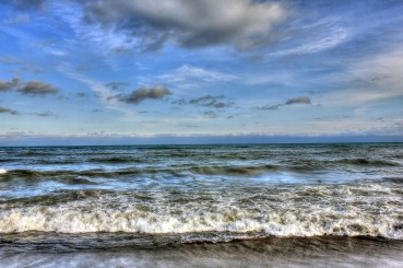 Lake Michigan (image courtesy of Pixabay)
