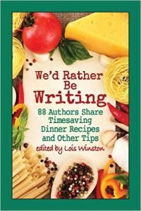 we'd rather be writing, helena fairfax