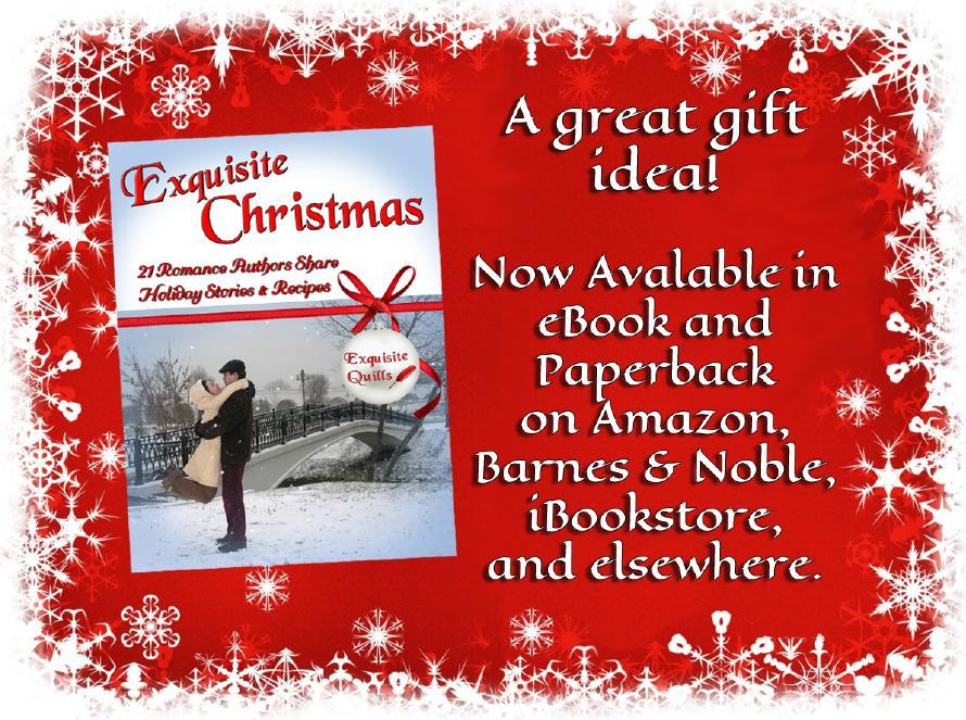 exquisite quills, helena fairfax, christmas recipes