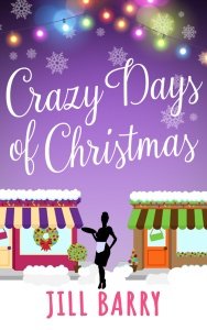 jill barry, crazy days of christmas, helena fairfax, christmas recipe