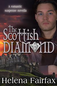 helena fairfax, the scottish diamond, romatic suspense