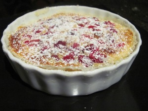 helena fairfax, marie laval, cherry clafoutis recipe
