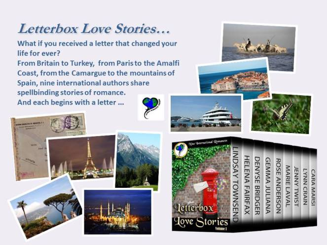 helena fairfax, letterbox love stories