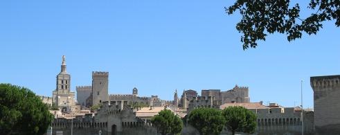 mary stewart, avignon, provence