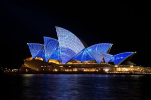 sydney opera house, helena fairfax