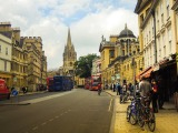 Jenny Twist's magical tale of Christmas inOxford