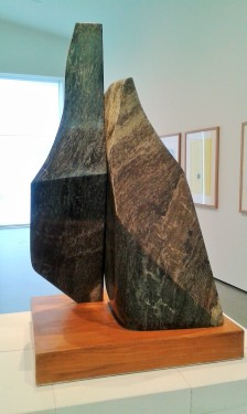mother and child, barbara hepworth, hepwroth gallery.