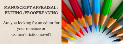 editorial services, helena fairfax, romance, manuscript appraisal