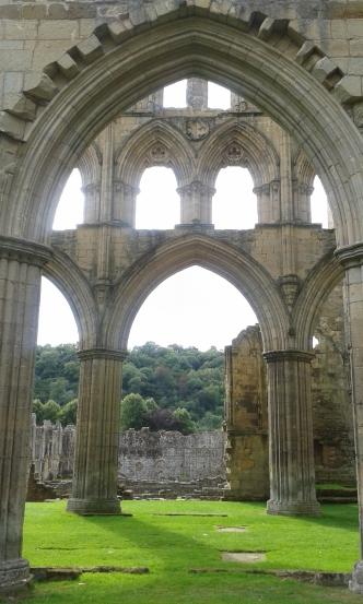 rievaulx abbey, helena fairfax