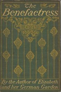 the benefactress, Victorian romance, Helena fairfax