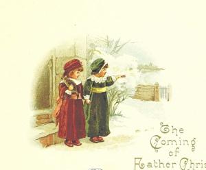 Helena Fairfax, Victorian Christmas