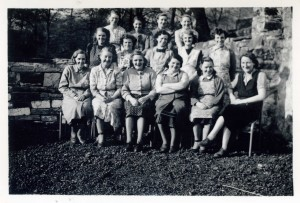 women spinners, halifax, jumples mill, helena fairfax