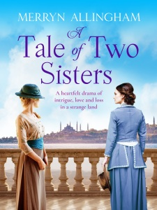 merryn allingham, helena fairfax, a tale of two sisters